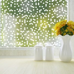 honeycomb privacy window film by odhams press