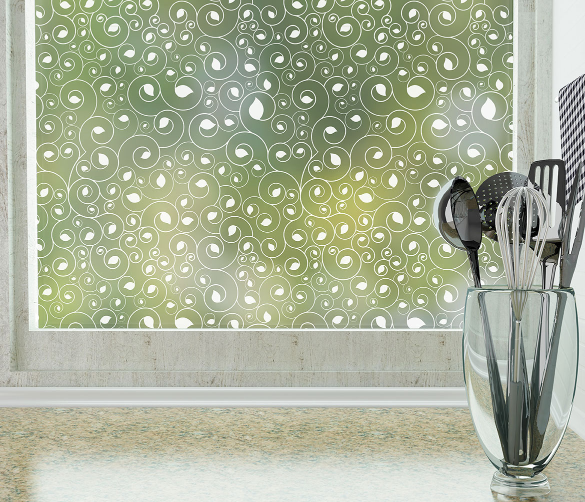 Calla Privacy Window Film by Odhams Press