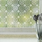 gothica privacy window film by Odhams Press