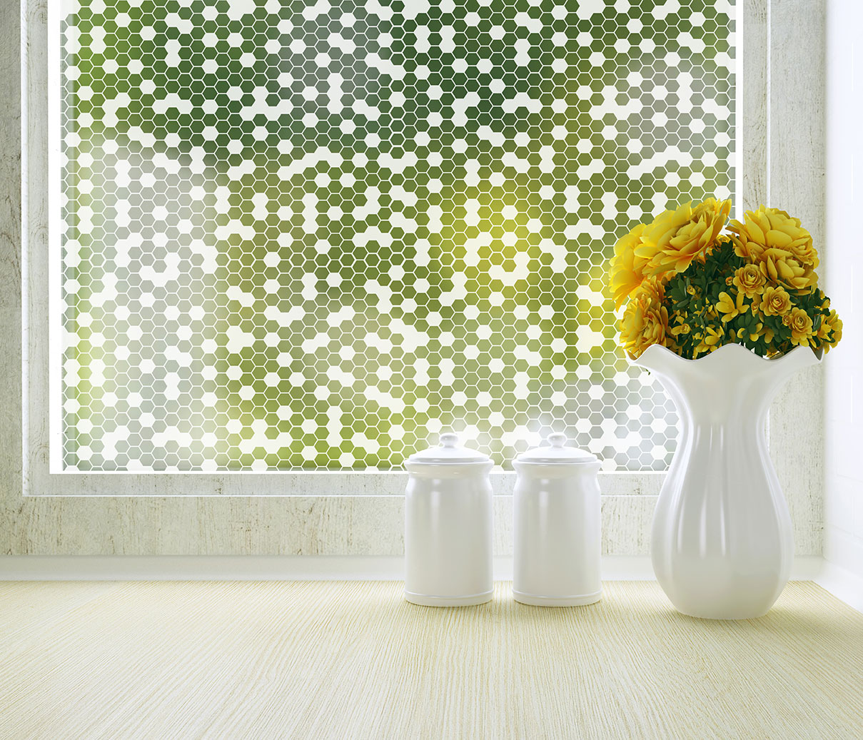 Bathroom Window Ideas For Privacy Honeycomb Modern Window Film Amp Decorative Film For