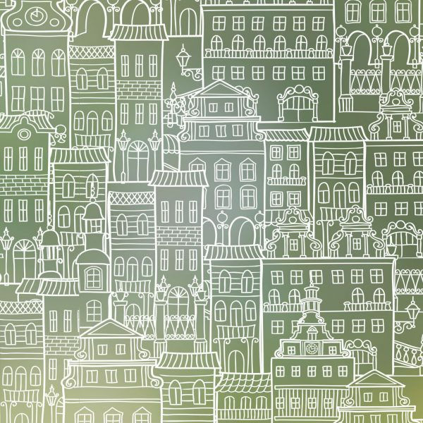 little city dhesive privacy window film