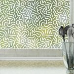 POP! decorative window film by odhams press